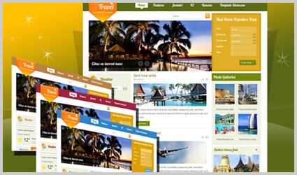 Tourism Companies Website Designing